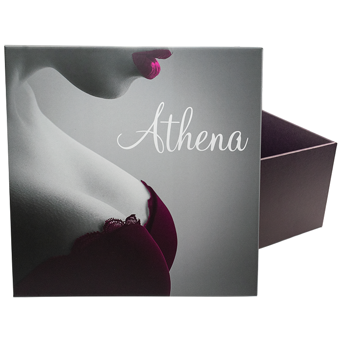 Divine Collection Athena Packaging